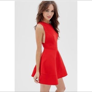 Forever 21 Gorgeous Red Dress